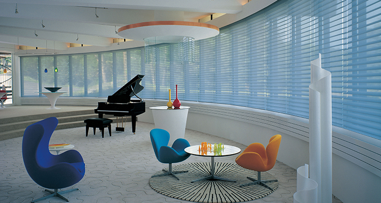 hunter douglas internal blinds