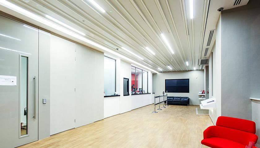 Multi Panel Ceiling