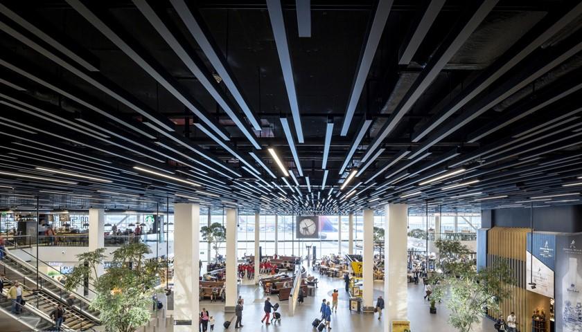 BXD linear ceiling panels