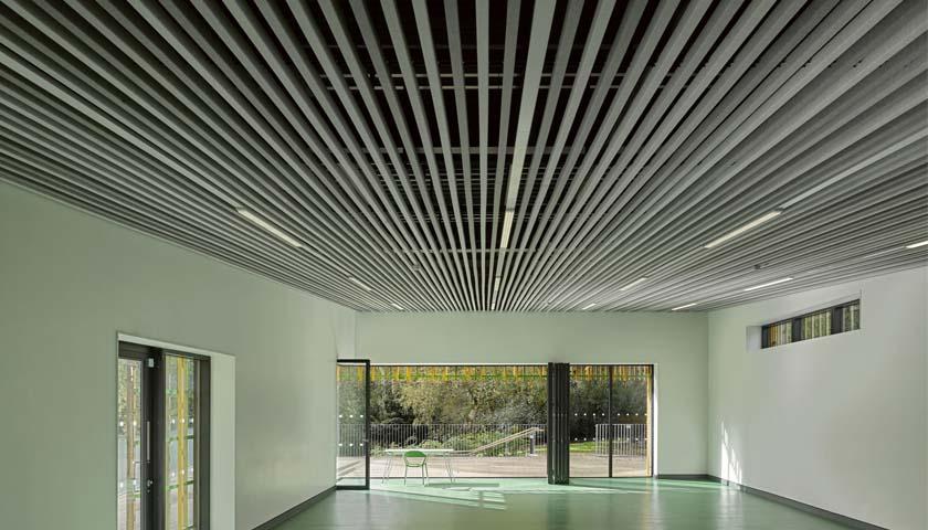 HeartFelt® ceiling
