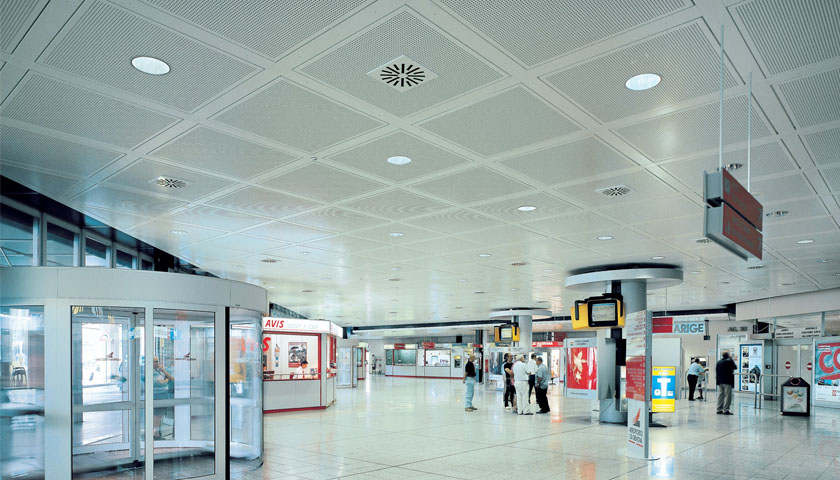 tile & plank ceilings