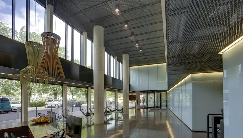 stretch metal ceiling