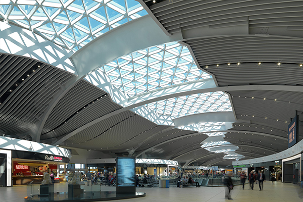 Rome Airport Image